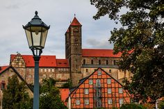 Quedlinburg, Germany (Unesco world heritage)