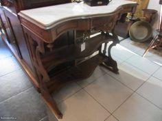 Consola em castanho - à venda - Móveis & Decoração, Porto - CustoJusto.pt