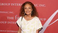 Top 9 at 9: Diane von Furstenberg's new book, plus more news via @stylelist