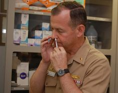image byU.S. Pacific Fleet At one of my vaccine lectures, I was asked by a soldier if I would choose ...