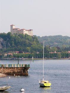 Lago Maggiore, Arona, Piedmont, Italy