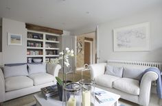 Grey woodwork on white walls !! Gallery | Luxury small hotel by the sea in St Ives, Cornwall