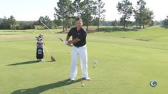Brad Brewer shares a drill to help you setup and align properly with your short irons. Visit swingfix.golfchannel.com to get your custom instructional video tips!
