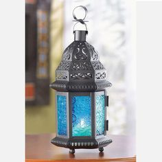 I love Morrocan candle holders.  I have them hanging all over my room.  Sometimes World Market has good deals but $5!?  That's a good deal.