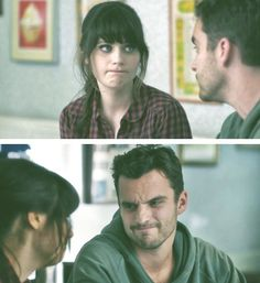 New Girl - Jess & Nick