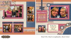 pg 3 and 4 ... layout by Barbra Otten using CTMH Claire paper in digital form with CTMH Studio J