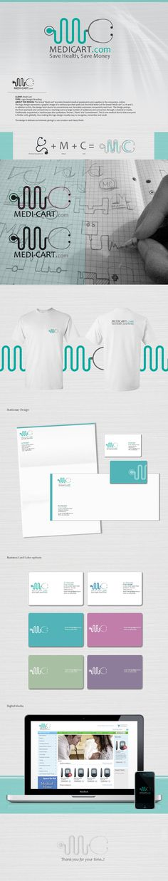 Medicart by Tanmaya Deshpande, via Behance