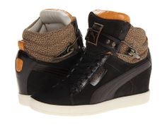 PUMA Sport Fashion Joustesse Mid Wedge