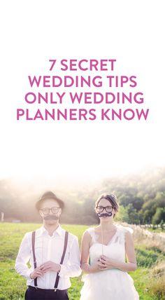 expert wedding planning tips that are super helpful #weddings #bride