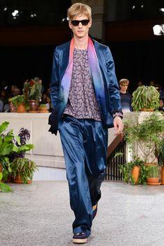 Paul Smith Menswear Spring Summer 2015 Paris