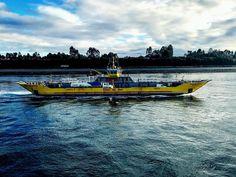#ferry #madeinchile #portraiture #portraitpage # photo_blogger #creativity #landscape #photoshoot #film #instago #instagood #fun #tourist #instatraveling #travelgram #exploring #holiday #backpack #world #photo #photografy #photos  #backpakers #travelphotografy #ocean #blue #southofchile #chiloe #chacao #chanel
