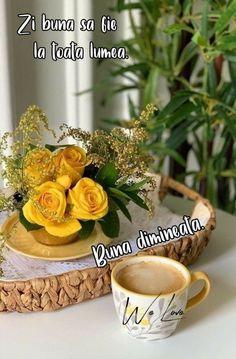 Good Morning, Coffee, Tableware, Buen Dia, Kaffee, Dinnerware, Bonjour, Tablewares, Cup Of Coffee