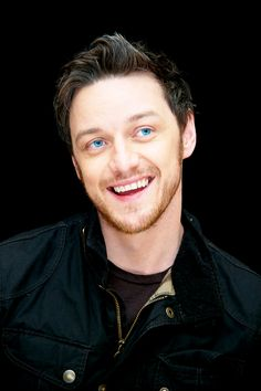 James McAvoy at the 'X-Men: Days Of Future Past' Press Conference at the Ritz Carlton Hotel on May 9, 2014 in New York City.