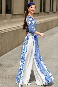 Long Dress Fashion, Indian Fashion Dresses, Dress Indian Style, Indian Designer Outfits, Designer Dresses, Fashion Outfits, Stylish Dress Designs, Designs For Dresses, Pakistani Dress Design