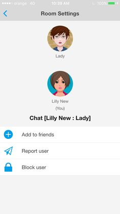 Add remove friend