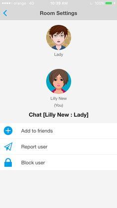 Add remove friend