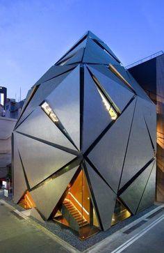 Jimbocho Theater, Tokyo,Japan Architect Nikken Sekkei