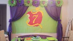 Disney descendants party decor decorations