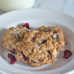 """Savoring Time in the Kitchen: The """"Everything"""" Oatmeal Cookie"""
