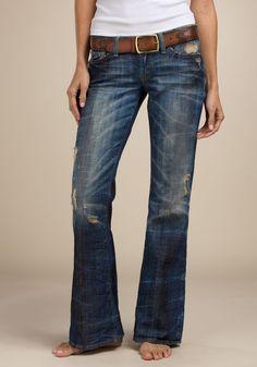 Legend Women's Flare Jeans - Legend Bottoms - Lucky Brand Jeans