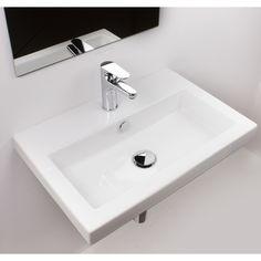 Found it at Wayfair - Serie 40 23.6'' Bathroom Sink