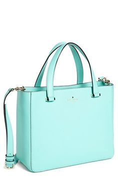 kate spade new york 'park avenue sweetheart' leather crossbody tote available at #Nordstrom