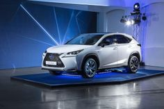 Lexus Enters The Premium SUV Segment With The New NX | Fly-Wheel