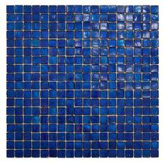 #Sicis #Neocolibrì Cobal 2 1,5x1,5 cm | #Vetro di #Murano | su #casaebagno.it a 67 Euro/foglio | #mosaico #bagno #cucina