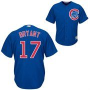 Majestic Kris Bryant Chicago Cubs Royal 2015 Cool Base Player Jersey