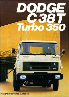 Barreiros Dodge C-38 T Turbo 350