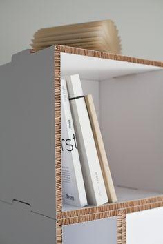 Cardboard Furniture   iGNANT