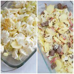 Cooking Recipes, Healthy Recipes, Healthy Food, Oven Dishes, Pasta Salad, Sugar Free, Potato Salad, Macaroni And Cheese, Paleo
