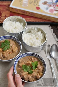 Bake for Happy Kids: Thai Massaman Chicken Curry - from scratch, easy, ...
