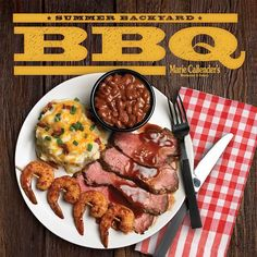 It's time to celebrate summer; our Backyard BBQ is back! #BBQ #Summer #MarieCallenders