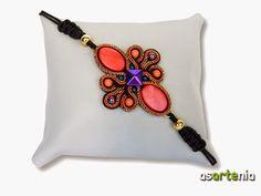 Shibori, Swarovski Crystals, Jewelery, Jewelry Making, Bracelets, Earrings, How To Make, Handmade, Fashion