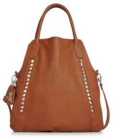 e6f0676abe98 Emma Fox Classics Leather Large Foldover Tote Handbags   Accessories -  Macy s