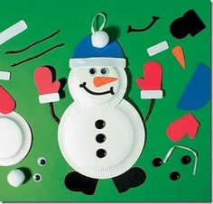 Art Simple Christmas Craft Ideas crafts-for-kids Kids Crafts, Christmas Crafts For Toddlers, Preschool Christmas, Noel Christmas, Christmas Activities, Christmas Crafts For Kids, Toddler Crafts, Christmas Projects, Preschool Crafts