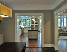 Room Opening Trim Ideas | 8,631 trim molding Modern Home Design Photos