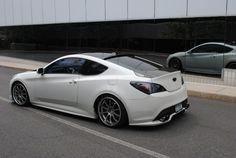 Hyundai Genesis Coupe <3