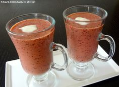 Mia's Domain   Real Food: Pumpkin Spice Smoothie