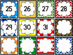 Preschool Themes, Preschool Classroom, Classroom Organization, Classroom Management, Free Monkey, Calendar Numbers, Educational Crafts, Too Cool For School, Pre School