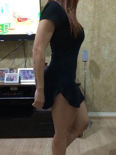 Vestido de malha!!!