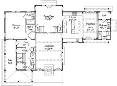 1000 Images About Barn Home Floor Plans On Pinterest