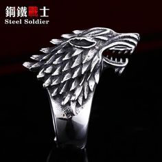 https://gameofthronessuperstore.com/collections/rings/products/ice-wolf-house-stark-of-winterfell