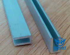 Aluminium profile for aluminium alloy vee slot, powder coating aluminium profile product.