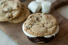 what's gaby cooking - chocolate chip s'mookies