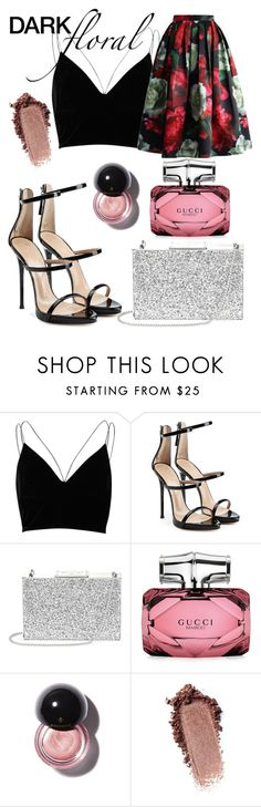 """Untitled #136"" by sole-9948 on Polyvore featuring River Island, Giuseppe Zanotti, Aspinal of London and Gucci"
