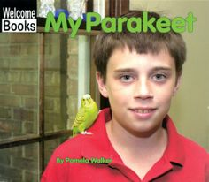 My Parakeet (Welcome Books: My Pets) by Pam Walker