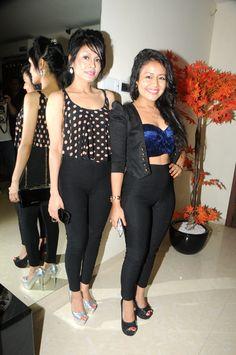 Sonu and Neha Kakkar at Kamaal R Khan aka KRK's birthday bash. Sonu Kakkar, Sis Loves, Indian Salwar Suit, Neha Kakkar, Bollywood Actors, Bollywood Fashion, Business Fashion, Business Style, Latest Pics