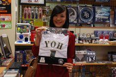 【大阪店】2014.10.20 台湾から観光でご来店下さいました!!すごく笑顔でお買いまわりくださって僕らも嬉しかったです!また遊びに来てくださいね!